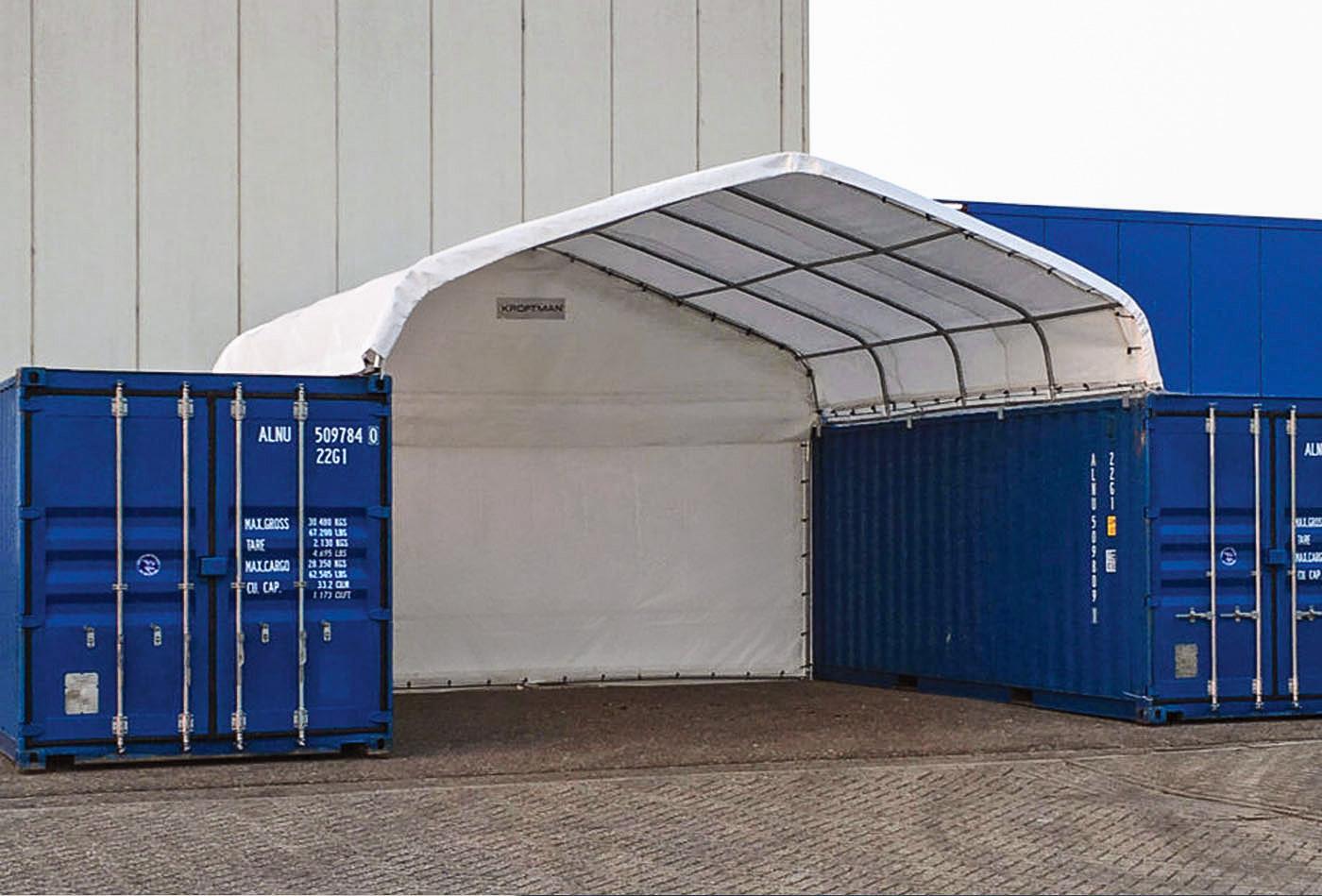 Copertina pentru containere
