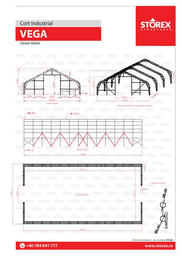 VEGA-Cort-Industrial-desen-tehnic